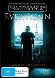 Ever Again (The Simon Wiesenthal Centre Collection) on DVD