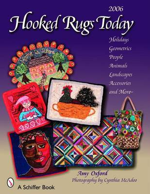 Hooked Rugs Today by Amy Oxford image