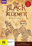 The Black Adder (Remastered) DVD