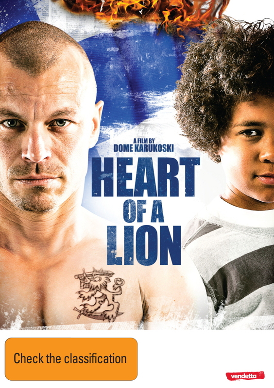 Heart of a Lion on DVD