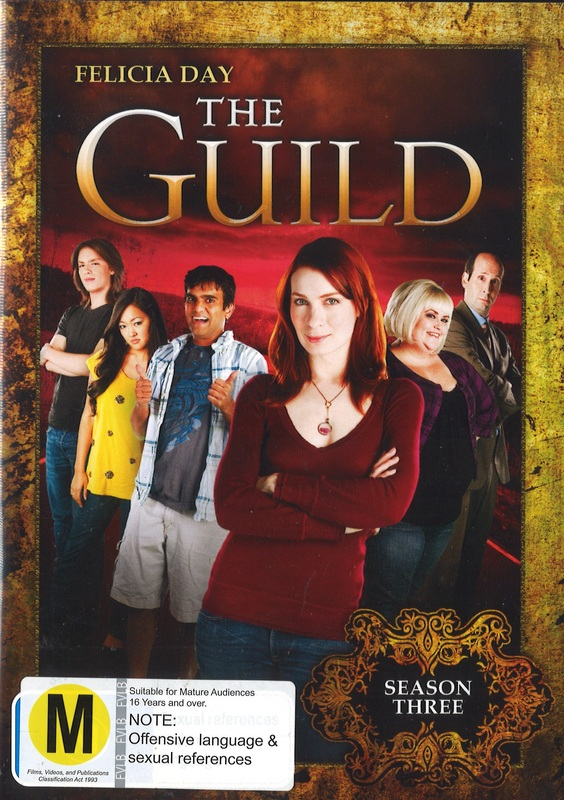 The Guild - Season Three on DVD
