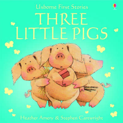 3 Little Pigs by Heather Amery image