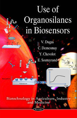 Use of Organosilanes in Biosensors by V. Dugas image