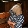Horse Head Mask images, Image 1 of 6