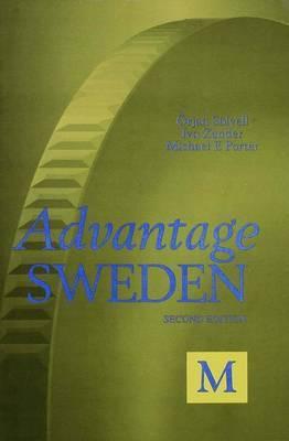 Advantage Sweden, 2nd edition by Michael E. Porter image