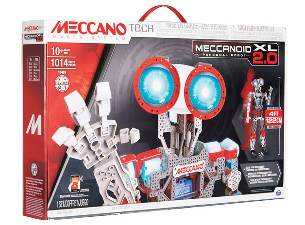 Meccano: Meccanoid - Personal Robot XL 2.0