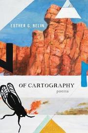 Of Cartography by Esther G Belin image
