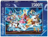 Ravensburger: Disney Magical Storybook - 1500pc Puzzle