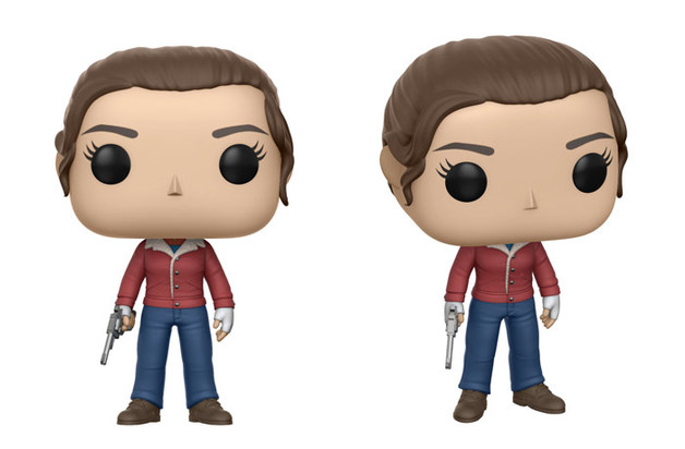 Stranger Things - Nancy with Gun Pop! Vinyl Figure