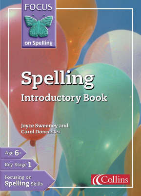 Spelling Introductory Book by Joyce Sweeney image