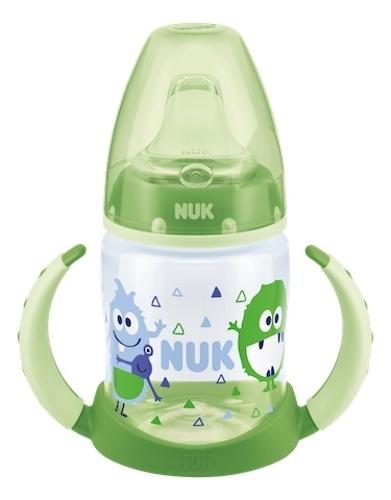 NUK: First Choice - Training Bottle 6-18 Months (150ml) - Green Monster image