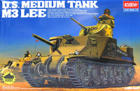 Academy 1/35 M3 LEE US Medium Tank Model Kit