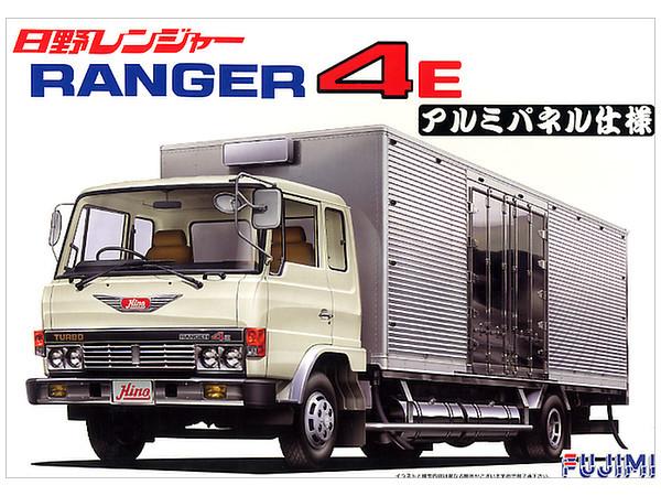 Fujimi: 1/32 Hino Ranger 4E (Aluminium Panel Ver.) - Model Kit