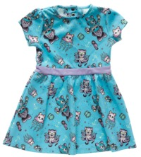 Sourpuss Kittens Of The Sea Dress (Size 5)