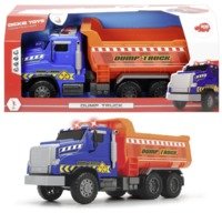Dickie Toys: Giant Dump Truck - Lights & Sounds Vehicle