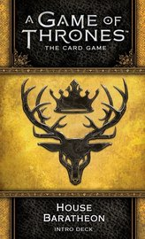 Game of Thrones Intro Deck: House of Baratheon