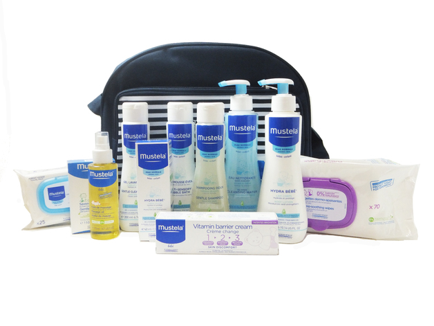 Mustela: Nursery Set Up Value Pack