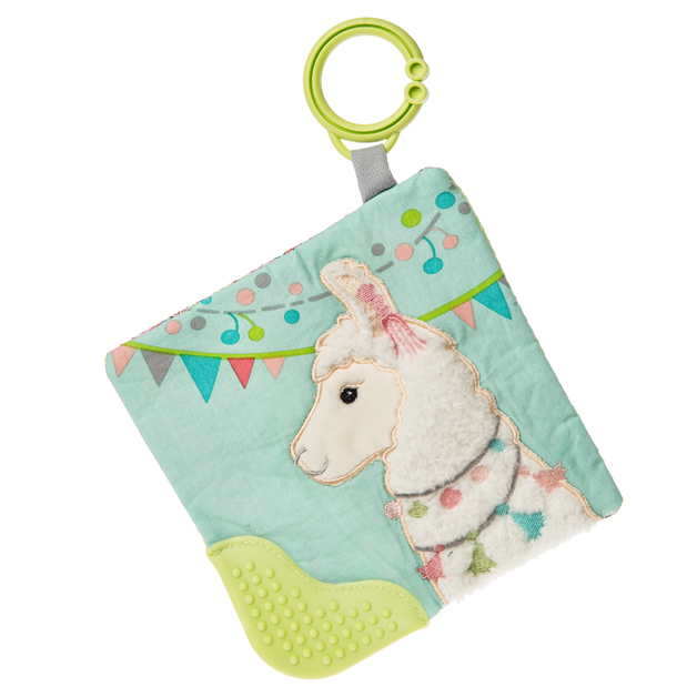 Mary Meyer: Lily llama Crinkle Teether