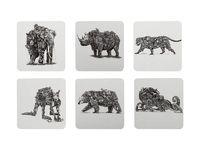 Maxwell & Williams: Marini Ferlazzo Animal Earth Coaster
