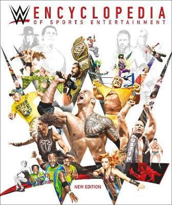 WWE Encyclopedia of Sports Entertainment New Edition by DK
