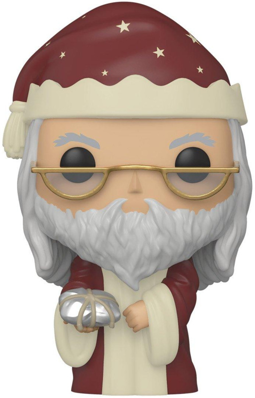 Harry Potter: Dumbledore (Holiday) Pop! Vinyl Figure
