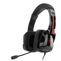 Gorilla Gaming PRO Universal Headset (Black) for Switch, PC, PS4, Xbox One