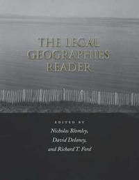 The Legal Geographies Reader