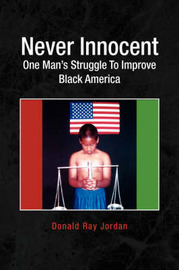 Never Innocent by Donald Ray Jordan image