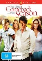 Comeback Season - Special Edition on DVD