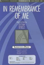 In Remembrance of Me by Cheri Keaggy image