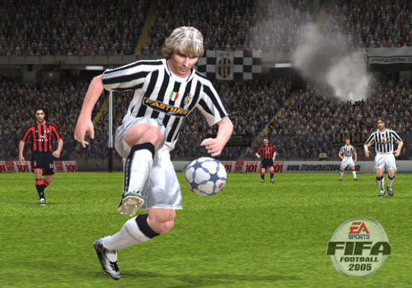 FIFA 2005 for PlayStation 2 image