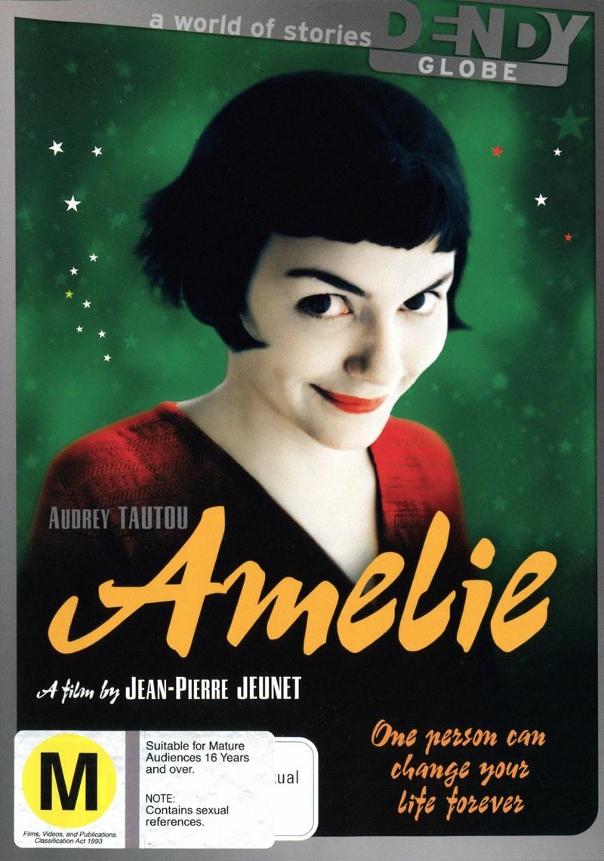 Amelie on DVD image