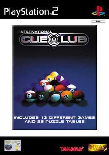 International Cue Club for PS2