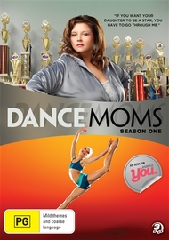Dance Moms - Season One on DVD