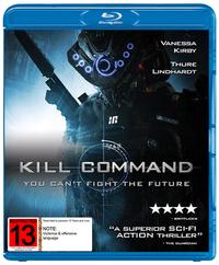 Kill Command on Blu-ray