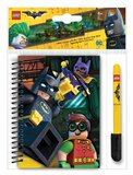 The LEGO Batman Movie: Mini Journal with Gel Pen