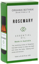 Organik Botanik Essential Oil - Rosemary (10ml)
