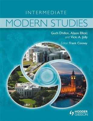 Intermediate Modern Studies by Dhillon Guch image