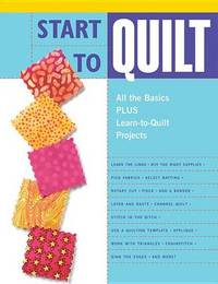Start to Quilt by Editors of Creative Publishing image