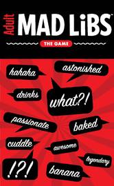 Adult Mad Libs: The Game image