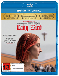 Lady Bird on Blu-ray