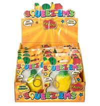 Squeez-em's - Scented Pineapple (Small)
