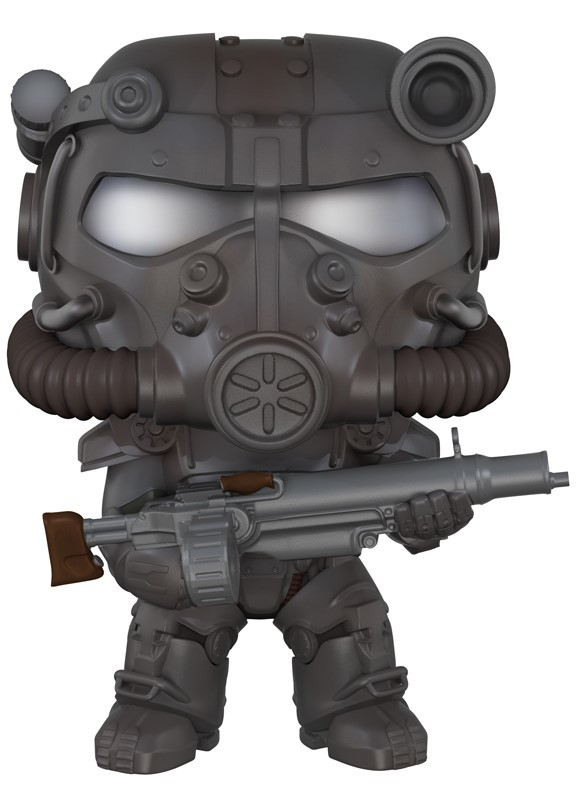 Fallout - T-60 Power Armour Pop! Vinyl Figure image