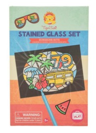 Tiger Tribe: Stained Glass Set - Sunshine Hits