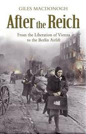 After the Reich by Giles MacDonogh image