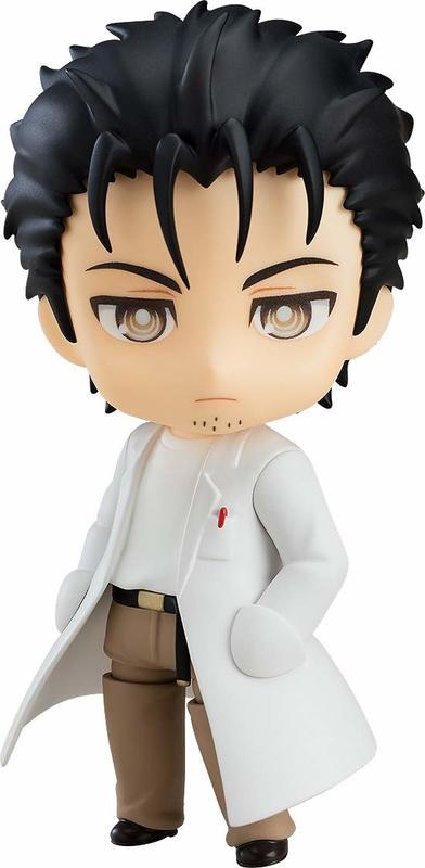 Steins;Gate: Rintaro Okabe (Kyouma Hououin) - Nendoroid Figure