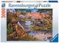 Ravensburger: 3,000 Piece Puzzle - Animal Kingdom