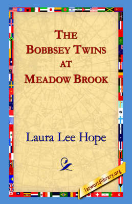 The Bobbsey Twins at Meadow Brook by Laura Lee Hope image