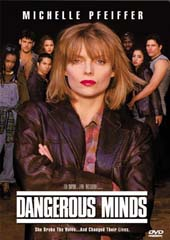 Dangerous Minds on DVD