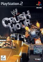 WWE: Crush Hour for PlayStation 2